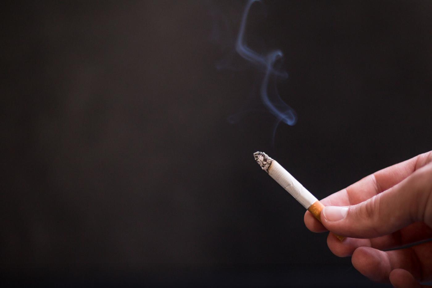 Een rookvrije werk- en leeromgeving