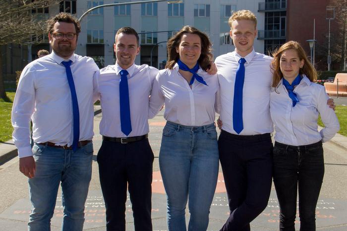[PERSBERICHT] Lijst STERK verdubbelt zetels binnen HMR van Hanzehogeschool Groningen